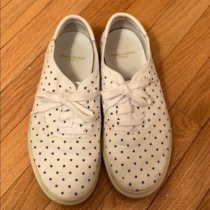 Men saint Laurent sneakers